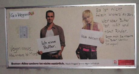 Butter ist Mord